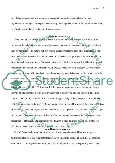 The sociology of Management Concept assignment 2