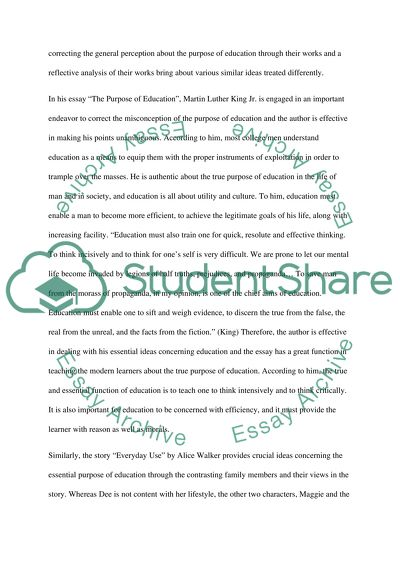 Education Book Report/Review