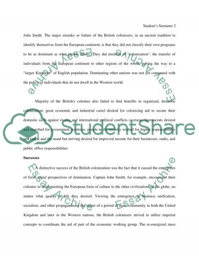 colonization of india essay This essay british colonization and effet and other 63,000+ term papers, college essay examples and free essays are available now on reviewessayscom prior to colonization, in india there were many skilled workers such as shipbuilding, metalwork, glassblowing.