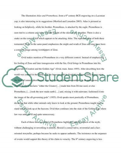 TMA1 Revised essay example