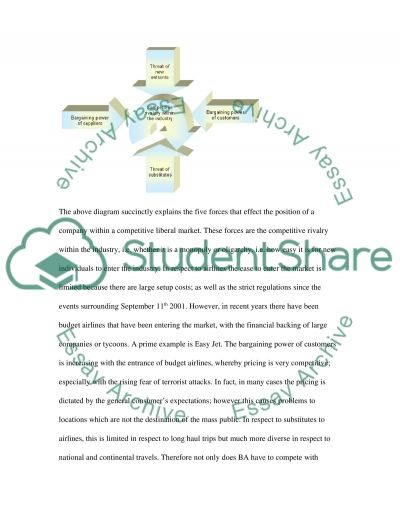 Strategic Management in Computers and Internet essay example