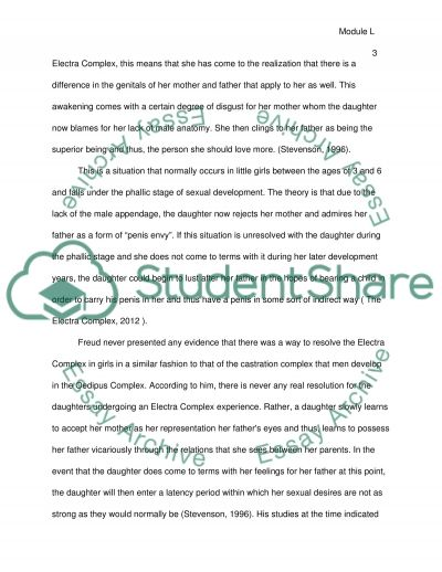 electra problematic essay