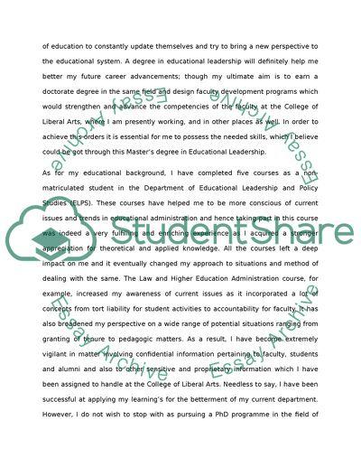 Graduate essay outline