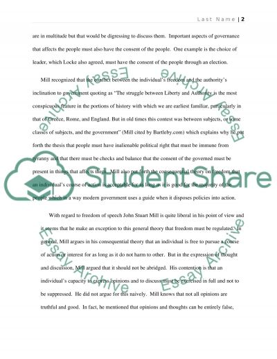 Explaining and evaluate principles essay example