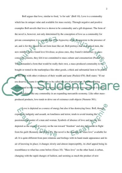 World Literature High School Essay essay example