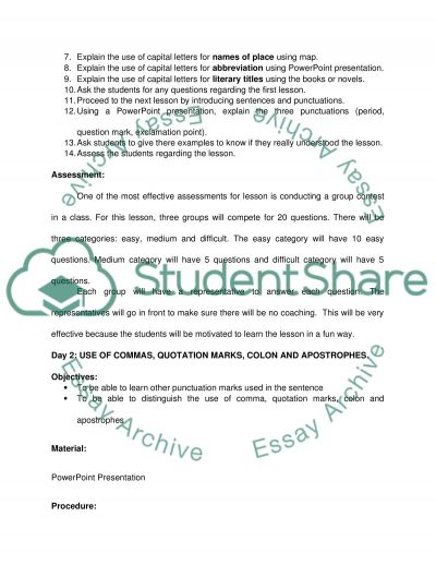 Analyze how instructors use strategies to ensure students understanding in the reading and writing components of the reading lessons, including both mainstream and language minority students essay example