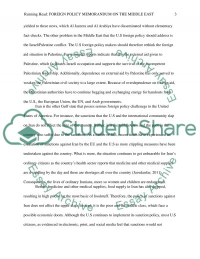 foreign affairs student essay Foreign affairs is a website that publishes articles by today's leaders and thinkers that tackle the most pressing issues in international relations.