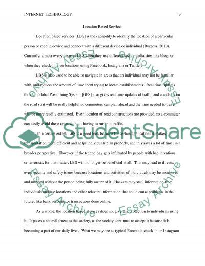 Homework essay example