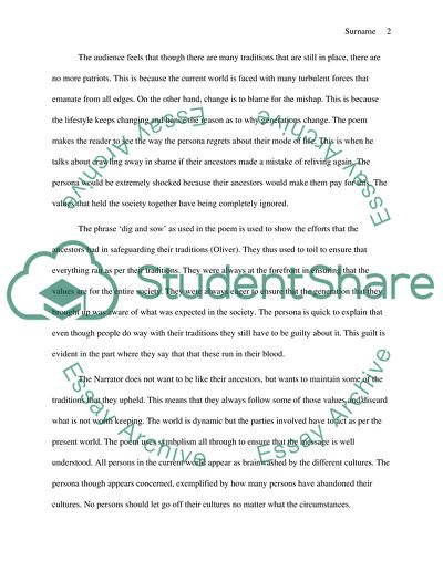 Assignment 2z Black Walnut Tree Page 16 of this syllabus Due 3 ( M/T) : a2 page essay