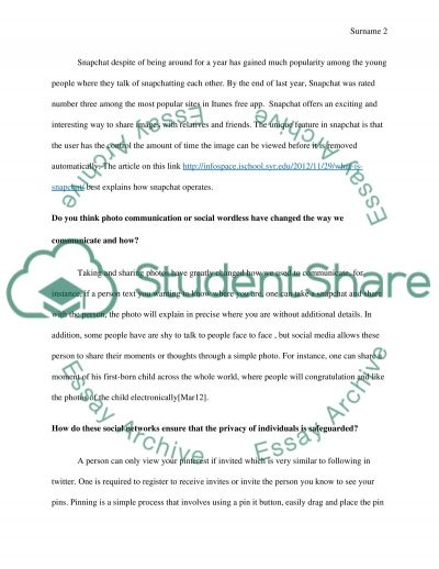 Trending curation essay example