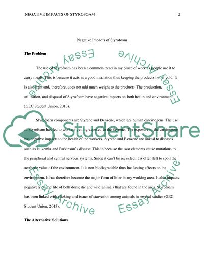 English essay and composition