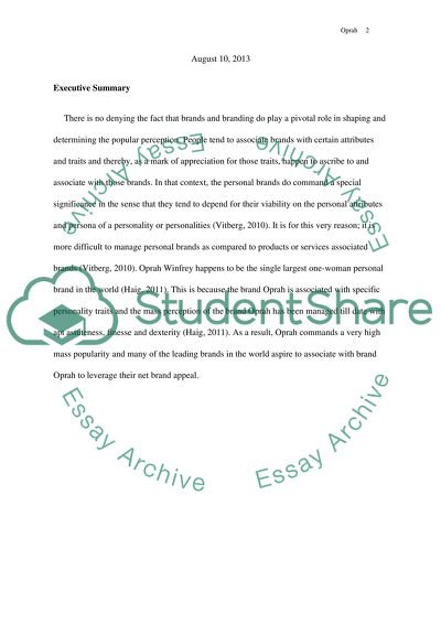 Connection essay
