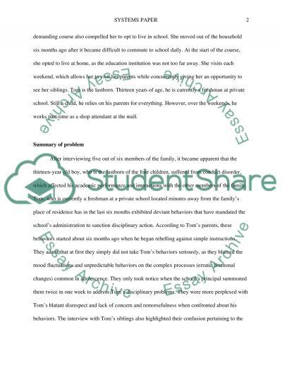 comprehensive essay examples