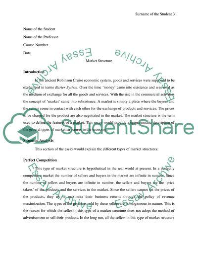 Term paper - micro eco