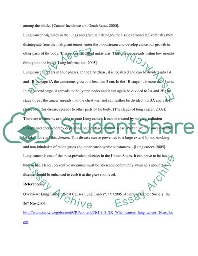 Six steps to writing a research paper