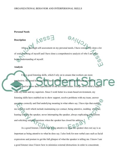 self assessment paper essay example topics and well written  self assessment paper essay example