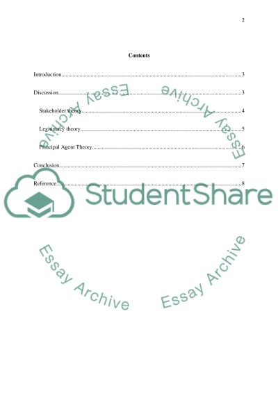 Corporate Social Responsibility Reports essay example