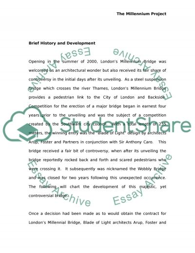 project 1 essay example