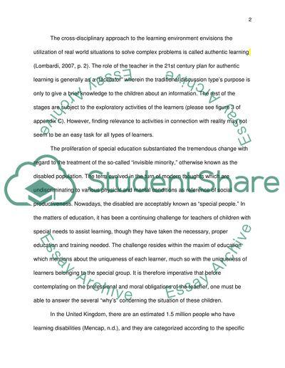 essay on teaching profession