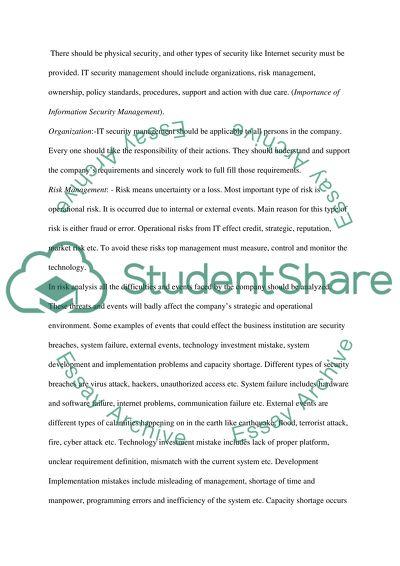 business management technology literature review it