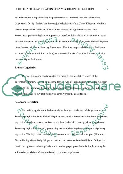 Importance Of English Language Essay Sources And Classifications Of Law In The United Kingdom Sample Essays For High School also Thesis Of An Essay Sources And Classifications Of Law In The United Kingdom Essay Persuasive Essay Topics High School Students
