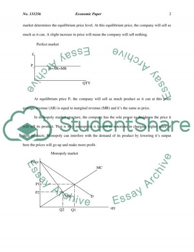 Economics Paper