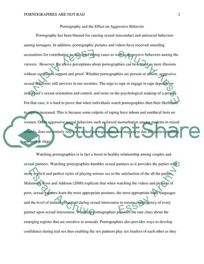 Pornography And The Efferct On Aggressive Behavior Essay Pornography And The Efferct On Aggressive Behavior Analysis And Synthesis Essay also My Country Sri Lanka Essay English  High School Memories Essay