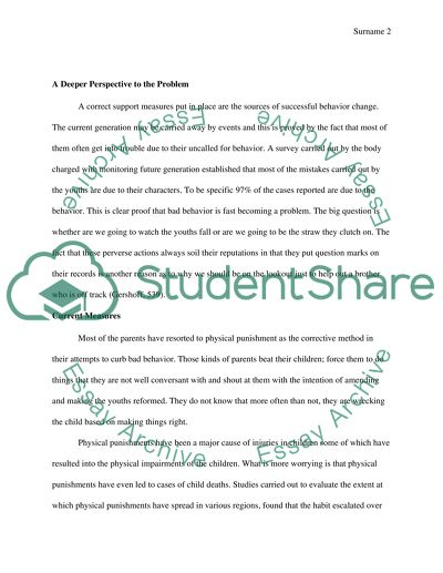 Essay For Students Of High School  How To Write An Essay With A Thesis also Examples Of Persuasive Essays For High School Proposal Argument Essay Example  Topics And Well Written  Business Management Essay Topics