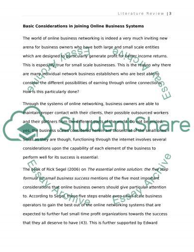 Internet Security essay example