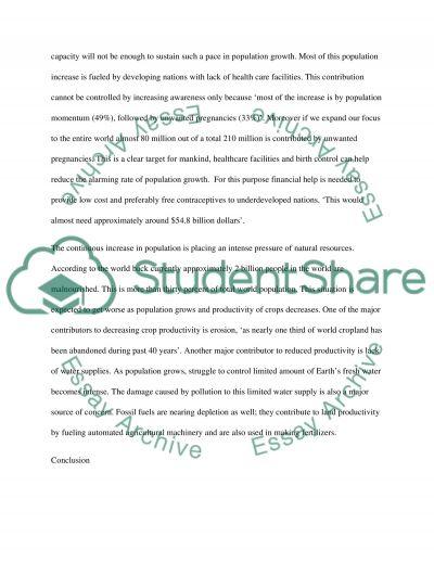 Study Skills essay example