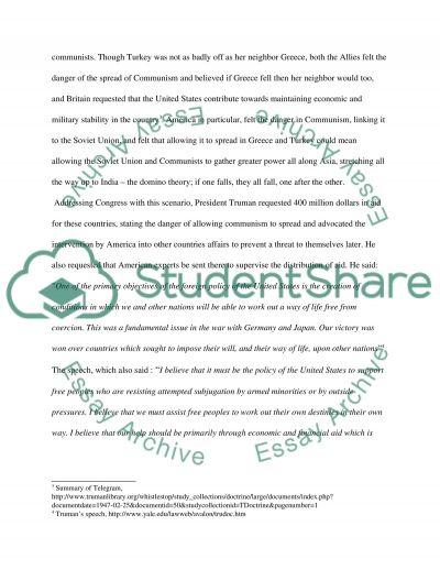 HISTORY College Essay essay example
