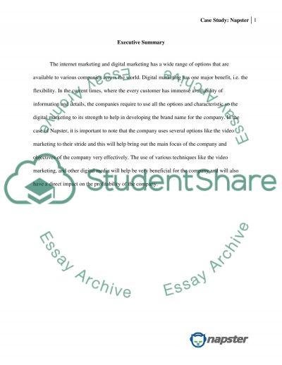 Individual Report essay example