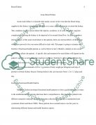 Acute Renal Failure Essay example