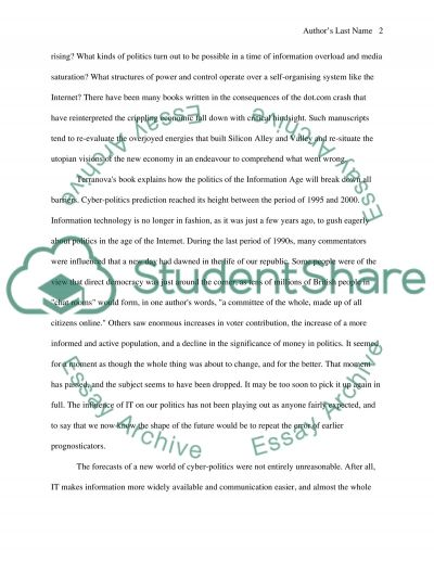 Business (stratergy) essay example