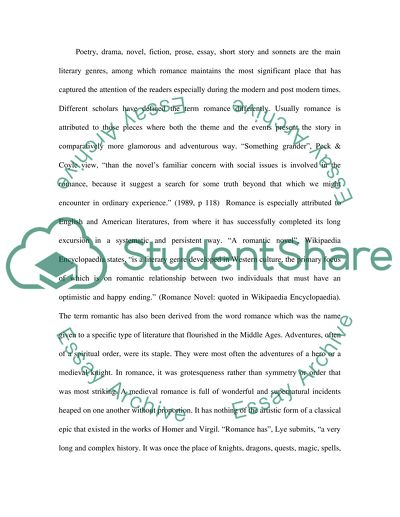 Creative piece of writing and rationale Essay Example | Topics and