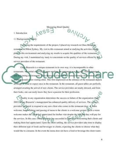 Practical Project Report Essay example