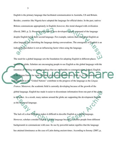 English usage and style in Academic Writing