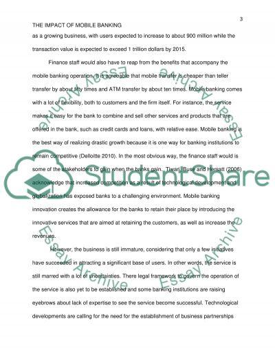 New Essay 3 essay example