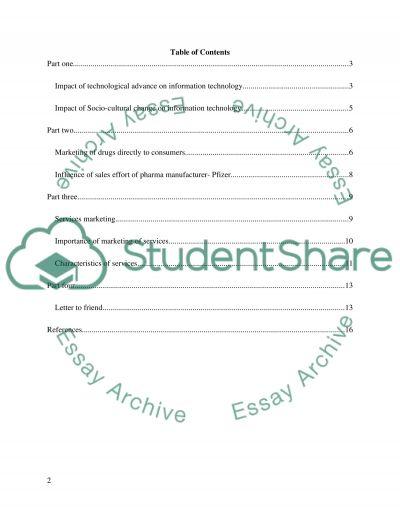 Final Exam essay example