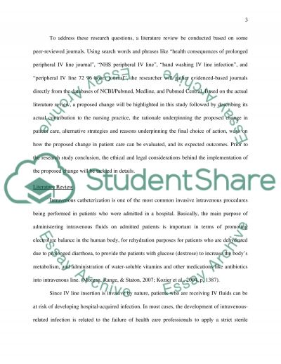 Immediate and Continuing Care at the Surgical Department essay example