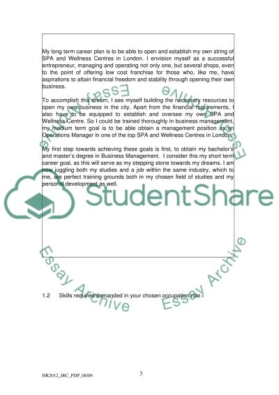 what are your career aspirations essay Hithis is the essay prompt on a separate sheet of paper, write a well-developed , one page essay describing why you should receive a tuition scholarship include your academic goals, career aspirations, and reasons for selecting the university of maine please supply any additional information about.