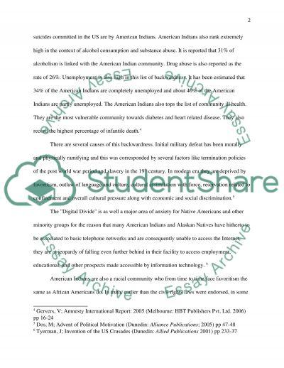 Social Change essay example