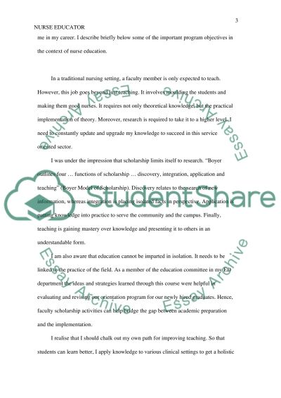 Mastery of Course Objectives Essay example
