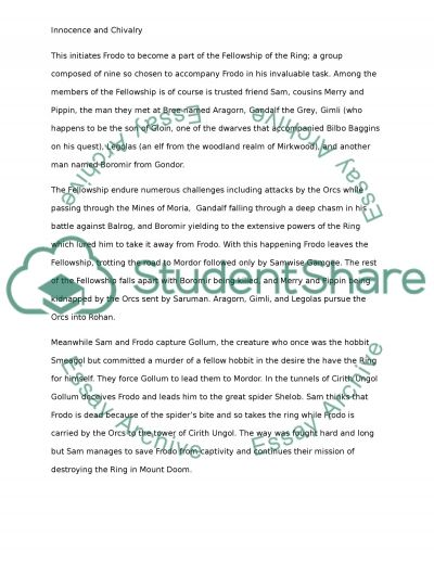 Assignment 2-3 essay example