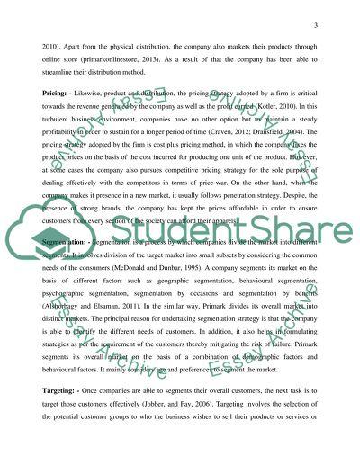 Customer Relationship Management Essay - Words