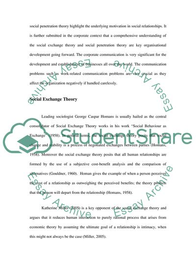 Health Care Essay Workrelated Communication Problem In Corporate Communication Examples Of A Thesis Statement In An Essay also High School Experience Essay Workrelated Communication Problem In Corporate Communication Essay Science Technology Essay