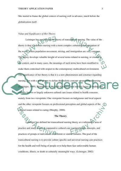 term paper sample