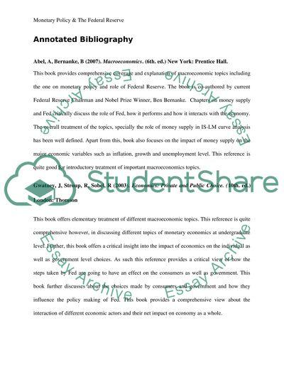Research Paper Prospectus