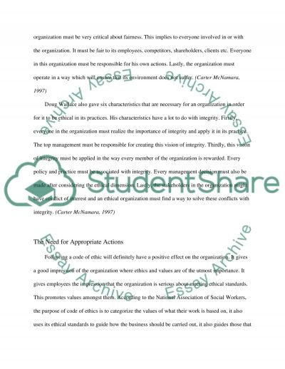 The Role of Corporations essay example