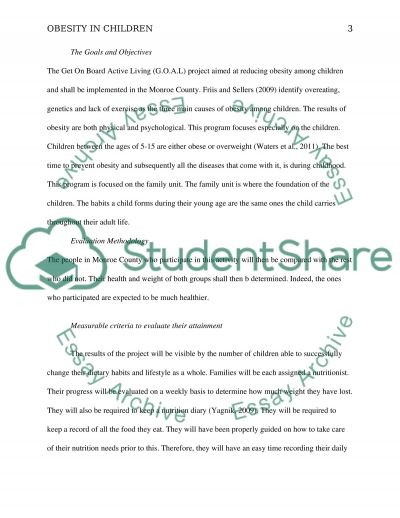 Grant Writing: Concept Paper essay example